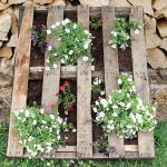 Pallet Garden Perfect For Summer