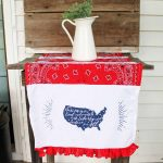 Fourth of July Decorations with Chalk Couture