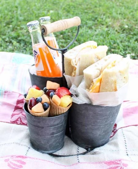 perfect picnic ideas for two