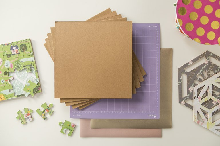 This Cricut Materials Bundle comes with a bunch of great materials to use on your next Cricut projects