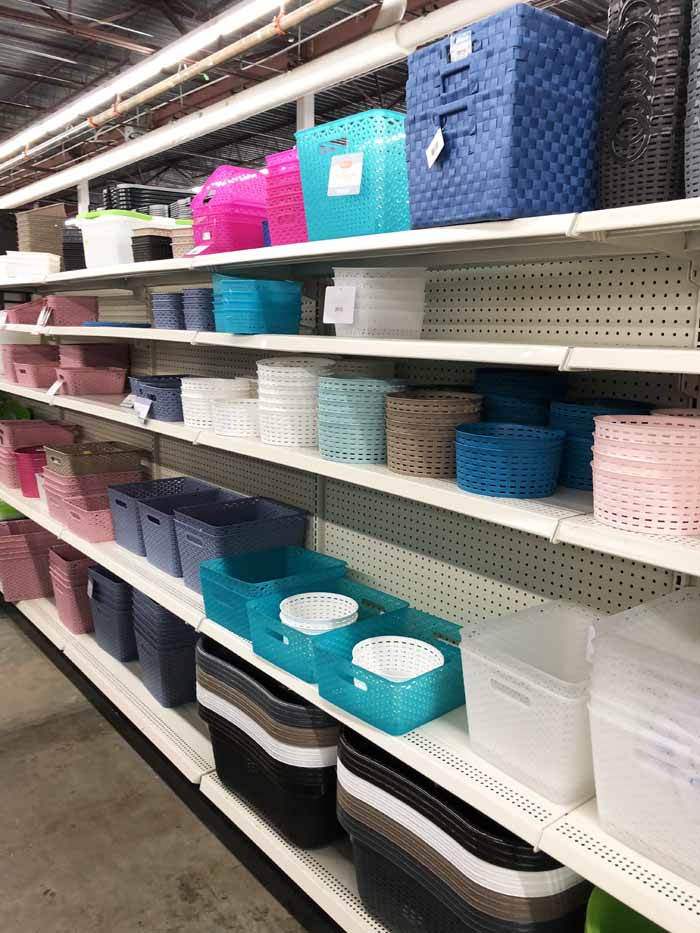 Download a college packing list and head to your local Old Time Pottery to pick up all you need!