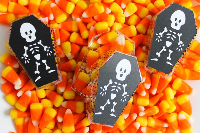 halloween gift box idea