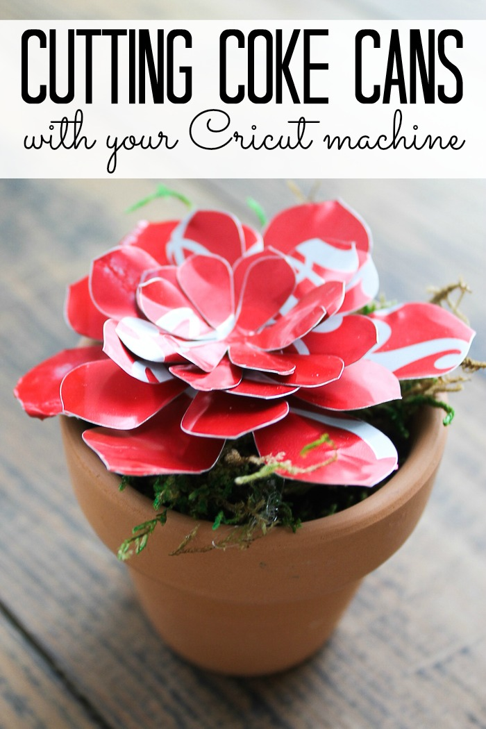 Cutting aluminum cans with your Cricut machine. Which Cricut Machine is right for you? We are looking at the Cricut Maker versus the Cricut Explore Air 2. What are the features of both? The differences? The benefits? We have all of that and more! #cricut #cricutmade #cricutmachine #crafts #diy