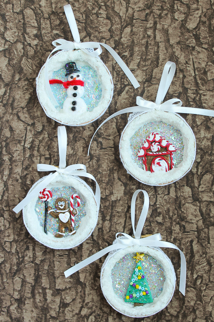 How To Make Christmas Ornaments From Clay The Country