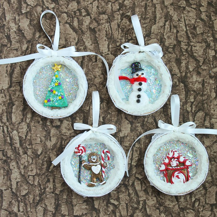 How To Make Christmas Decorations Youtube: How To Make Christmas Ornaments From Clay
