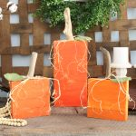 Pallet Pumpkins in Minutes - No Tools Required!