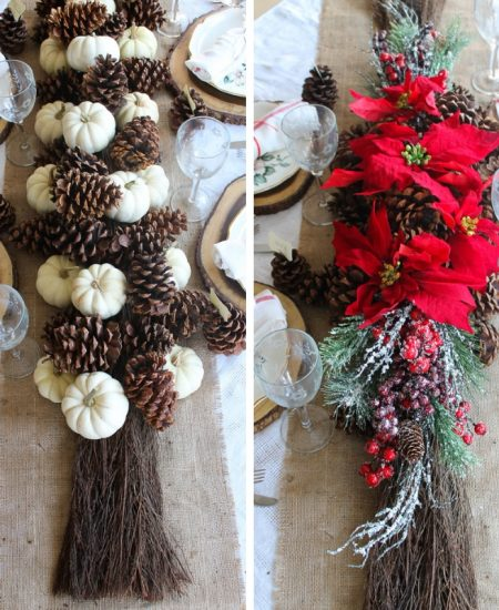 table decoration ideas for the holidays