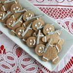 Easy Gingerbread Recipe and a Decoration Idea