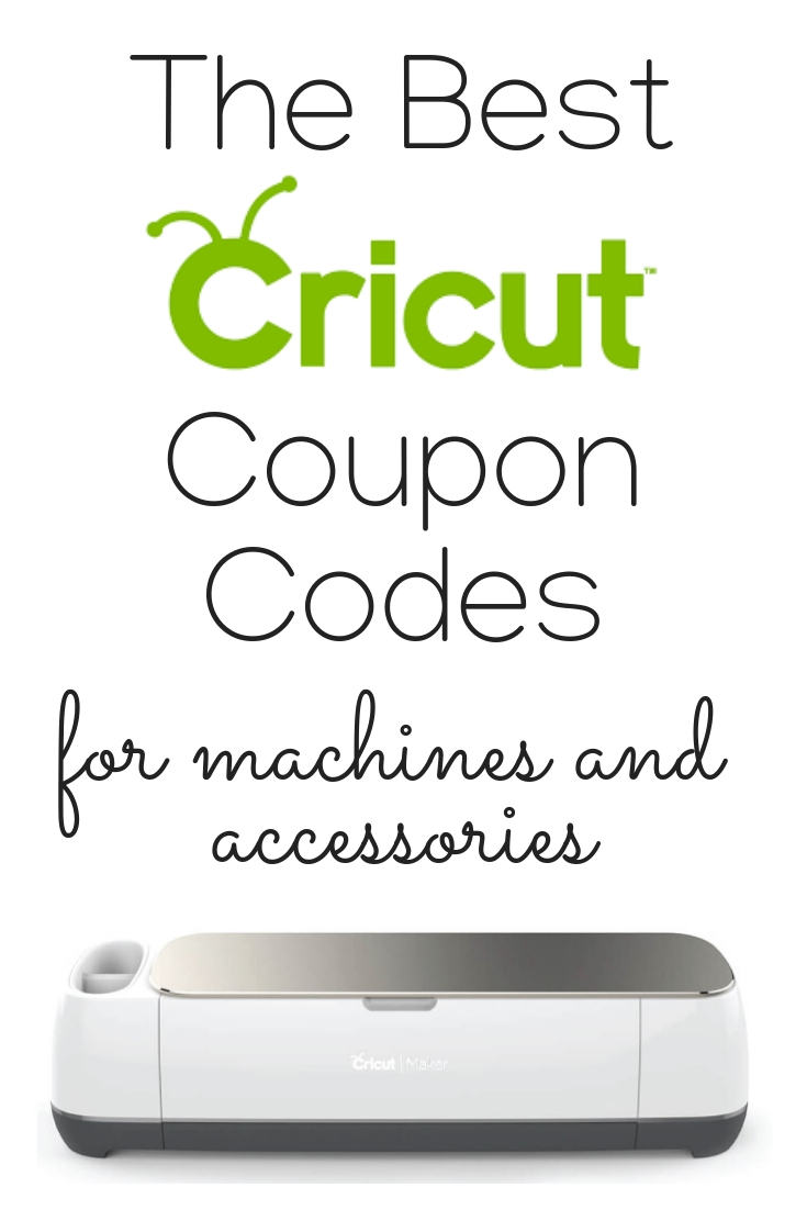 Cricut Coupon Codes to Buy Your Machine - The Country Chic