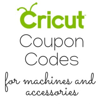 Find the best Cricut coupon codes here to save on all your purchases on the Cricut site! #cricut #cricutmade