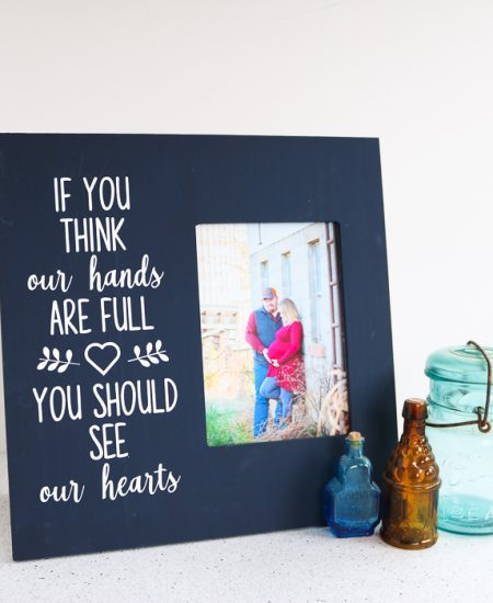 familiy photo frame idea