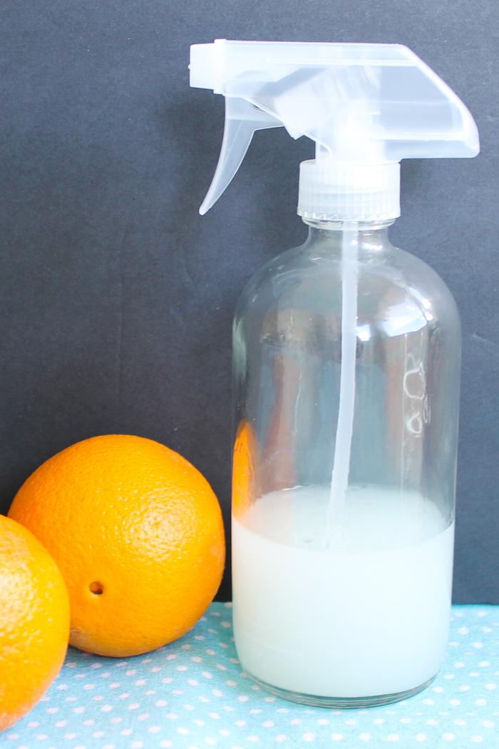 homemade citrus air freshener