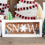 Reversible Wooden Signs with Sayings