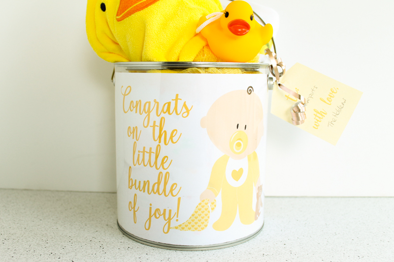 gift idea for baby shower