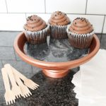 Cupcake Stand from Clay Pots