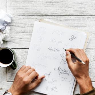 Handlettering: A Beginner's Guide