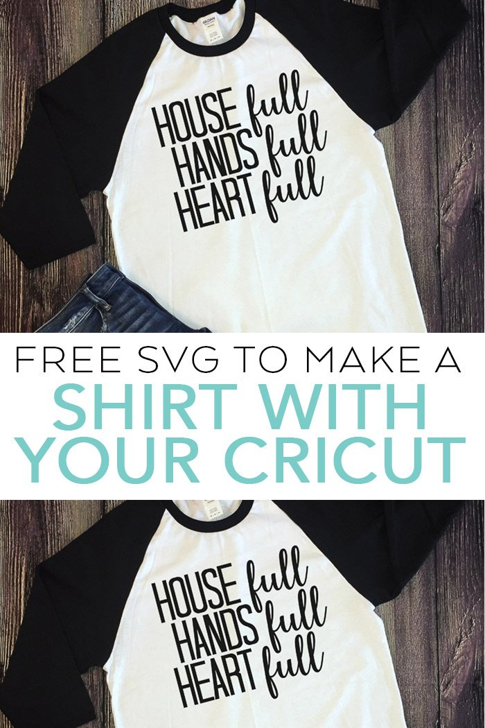 Learn how to make tshirts with Cricut and this free SVG file! A great gift idea for mom this Mother's Day! #svg #svgfile #cricut #cricutmade