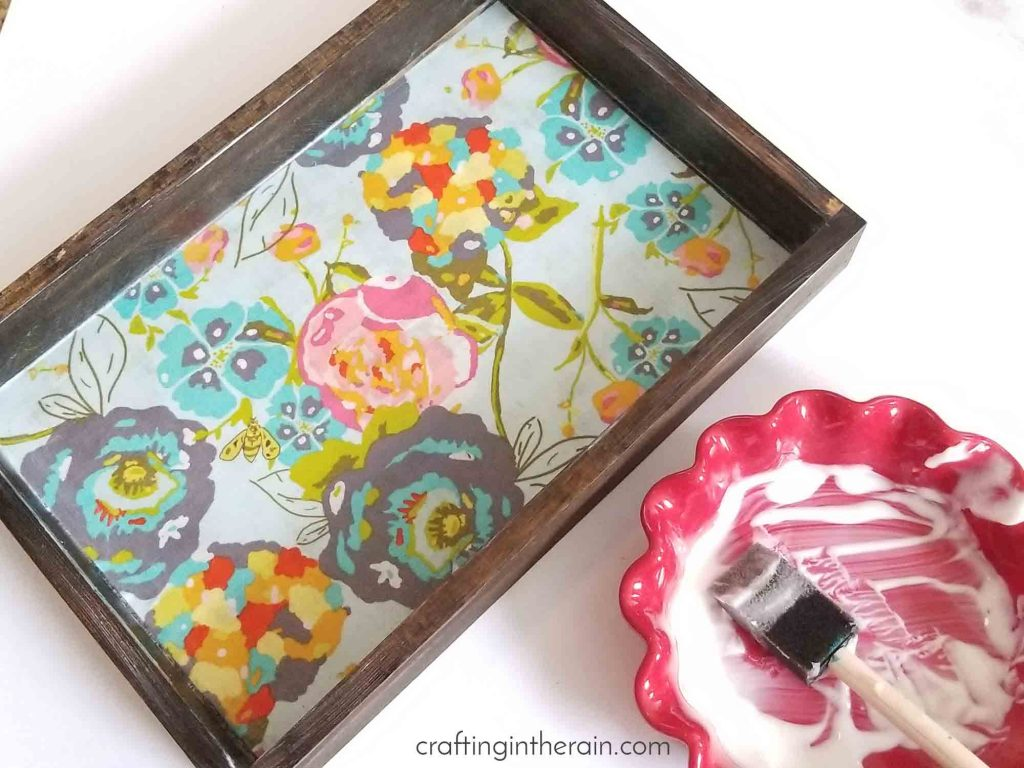 quick and easy 15 minute decoupage crafts
