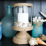 DIY Beach Decor Using Rope