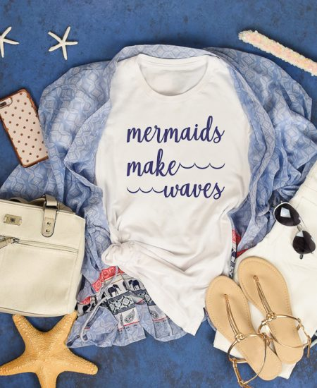 mermaid svg free download for your Cricut or Silhouette machine