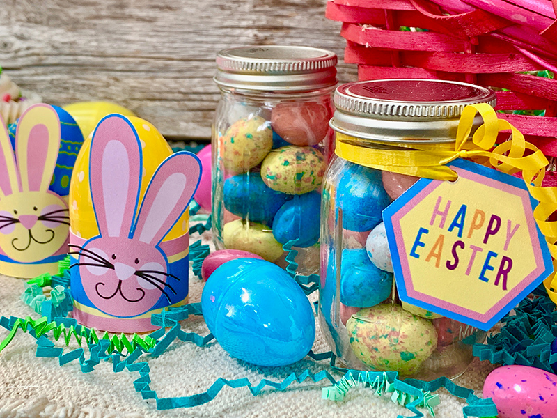 Easter gift ideas with a Cricut machine