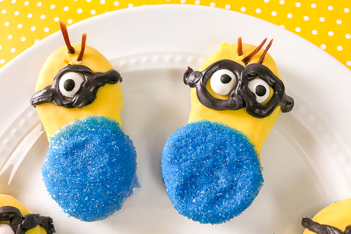 minion cookie ideas including how to decorate