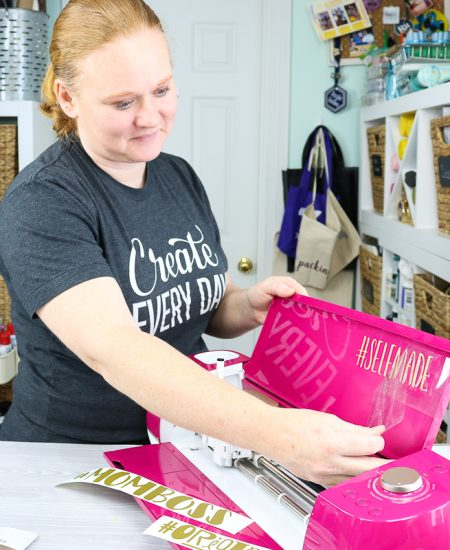 Learn all about how to setup your Cricut machine.
