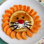 Lion Pancakes: No Special Tools Required