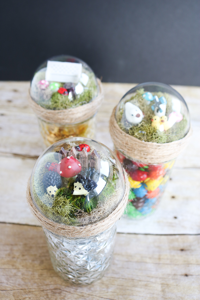 giving gifts in a mason jar for any occasion
