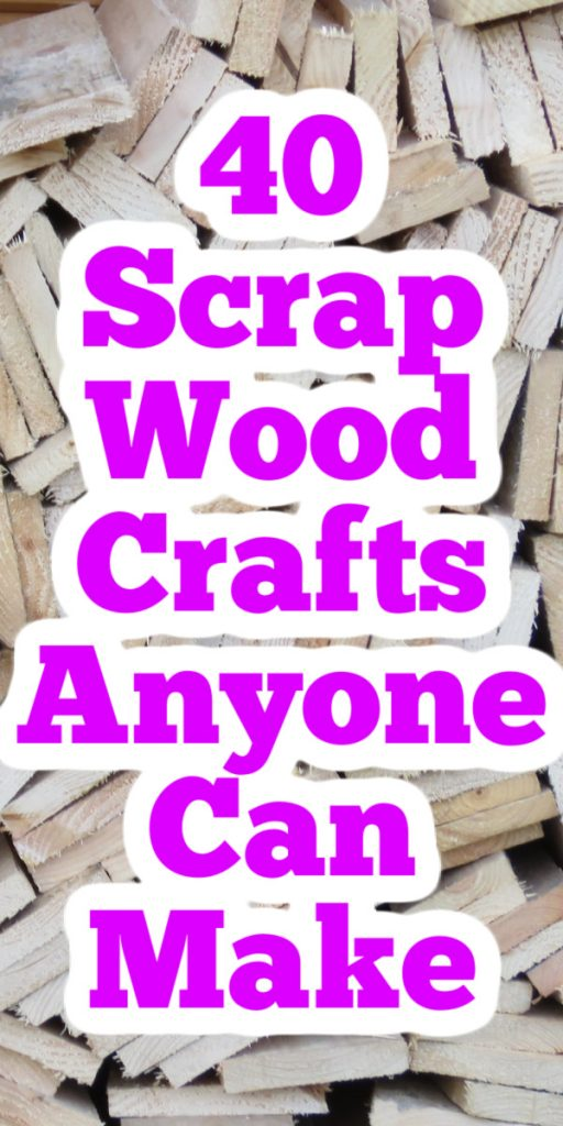 scrap wood crafts