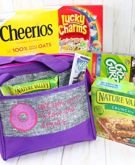 how to put heat transfer vinyl on a lunch box