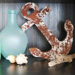 Easy Faux Rust Paint from Your Cabinets