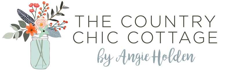 The Country Chic Cottage logo