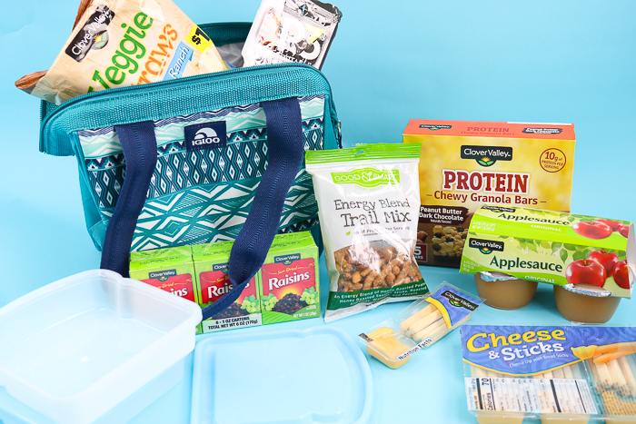 lunch box essentials for back to school
