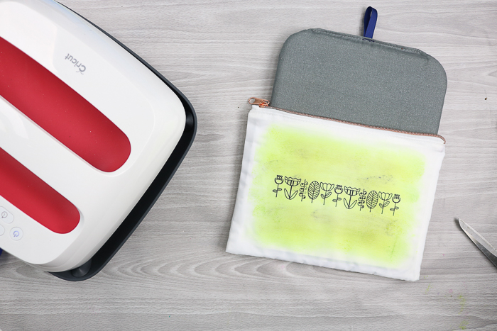 drawing with cricut infusible ink pens