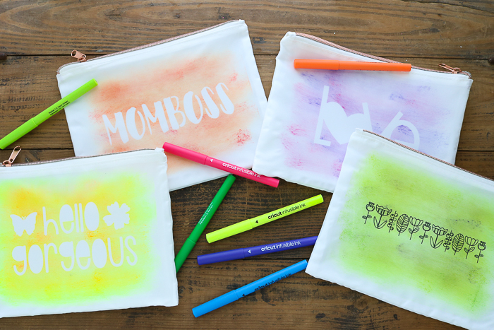 how to use sublimation blanks with cricut infusible ink