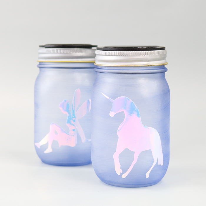 mason jar nightlight