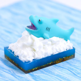 How to Make Soap for Kids for Shark Week