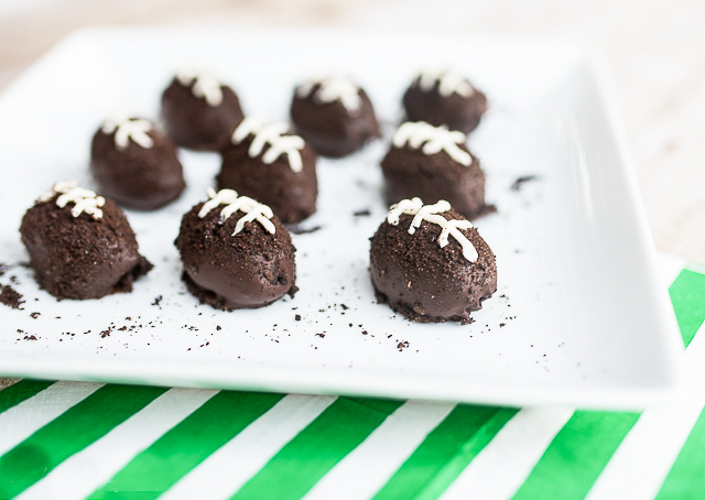oreo cookie truffles