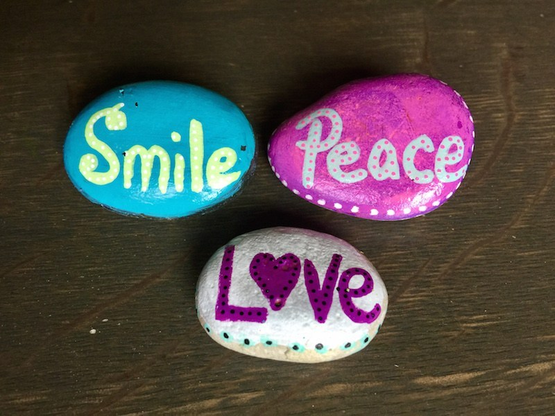 sayings on rocks