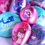 Rock Painting Ideas: Over 35 Adorable Crafts