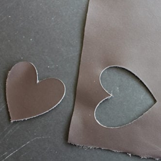 Can the Cricut cut leather? Yes it can! We are sharing all the details on how to cut leather with the Cricut and project inspiration! #cricut #cricutmade #leather #cricutmaker #cricutexplore