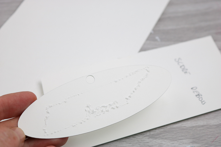 how to use the cricut engrave tip