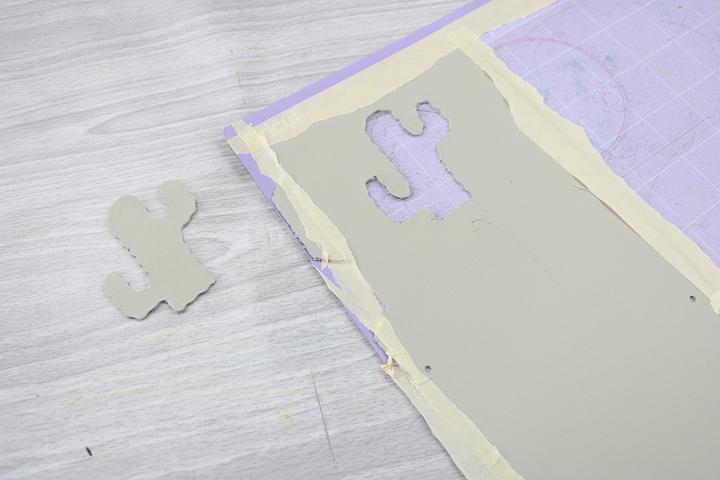 cricut wavy tip cutting leather