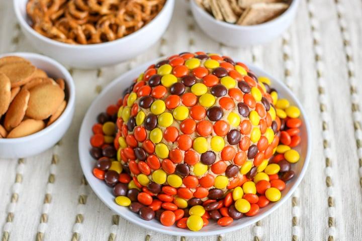 fall dessert ball recipe
