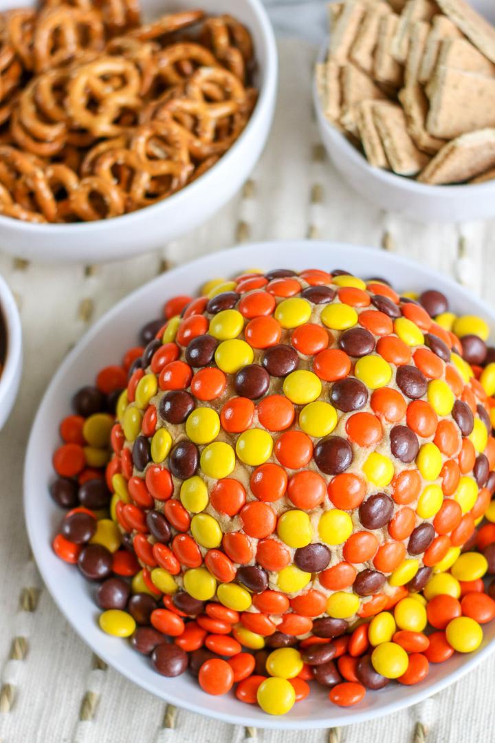 peanut butter dessert ball
