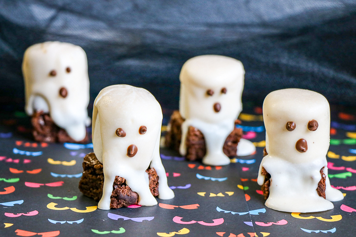 ghost treat ideas