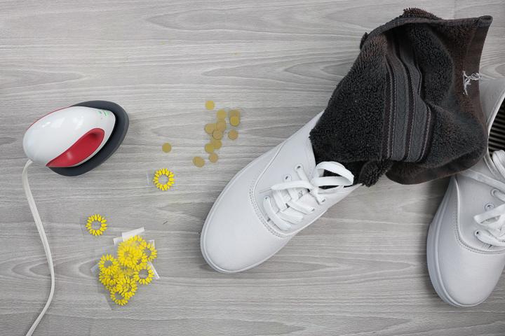 heat transfer vinyl on shoes
