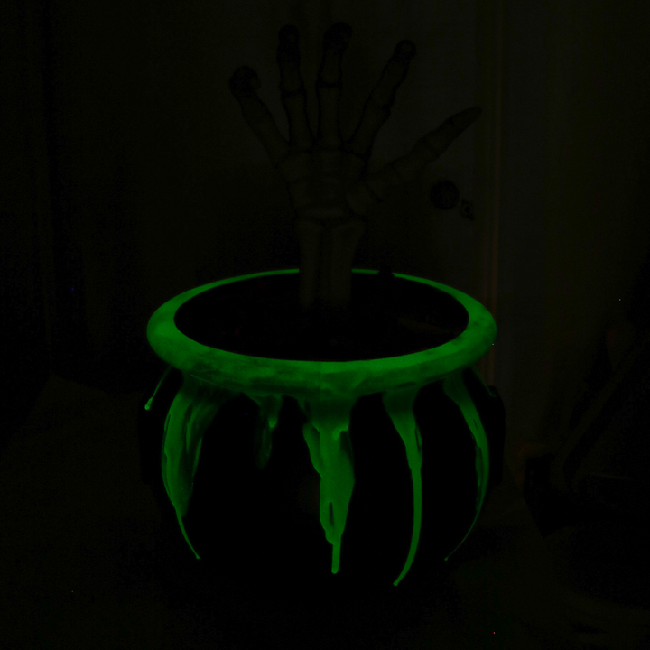testors glow in the dark paint