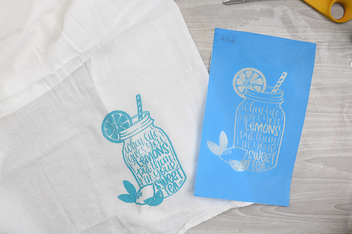 how to make a custom silkscreen